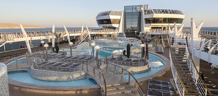 Offerte Msc Splenda da Dubai – MSC Crociere