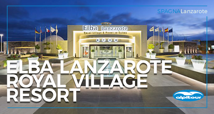 Offerta Last Minute - Lanzarote - Alpiselect Elba Lanzarote Royal Village Resort - Playa Blanca - Offerta Alpitour