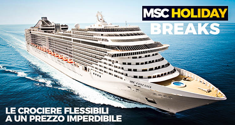 MSC   HOLIDAY    BREAKS